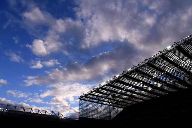 St James's Park, the home of Newcastle United Football Club. (Photo by Stu Forster/Getty Images)