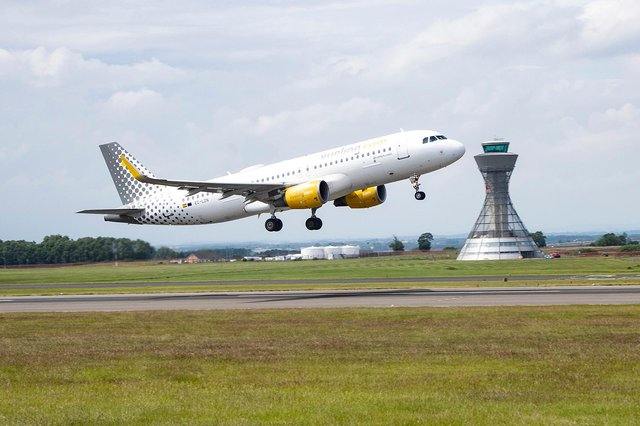 Budget airline Vueling is offering one-way flights to Barcelona from as little as £21.99.