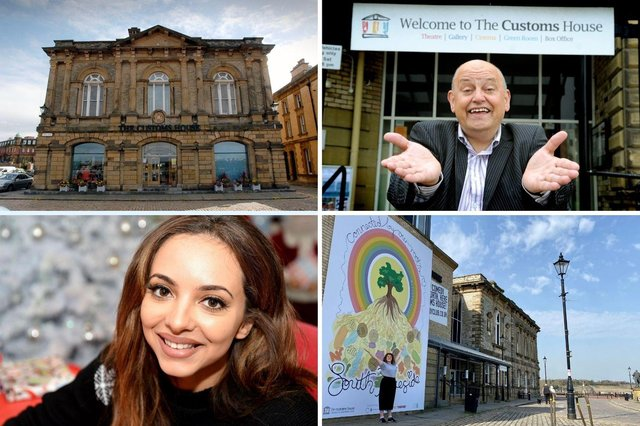 The Customs House is among venues to have benefited from the latest round of the Culture Recovery Fund.