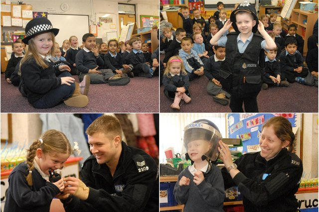 A day to remember at Laygate Community School but were you there?