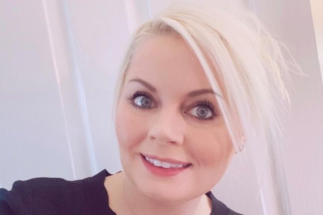 The new General Manager of Barchester Healthcare's Bedewell Grange care home, Gail Donaldson
