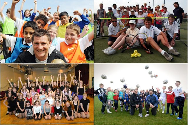 From games to learning new skills. The camps of South Tyneside have catered for it all over the years.