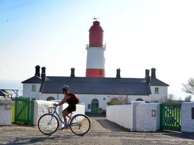 Souter Lighthouse is featured in the guide.