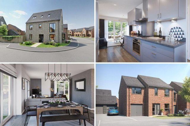 House styles and prices revealed for new Ellison Grove