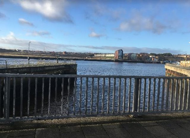Plans have been approved for a new pontoon to support a marina development at South Shields riverside.