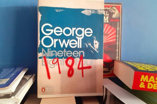 Local historians say the George Orwell classic has its roots here in the North East.