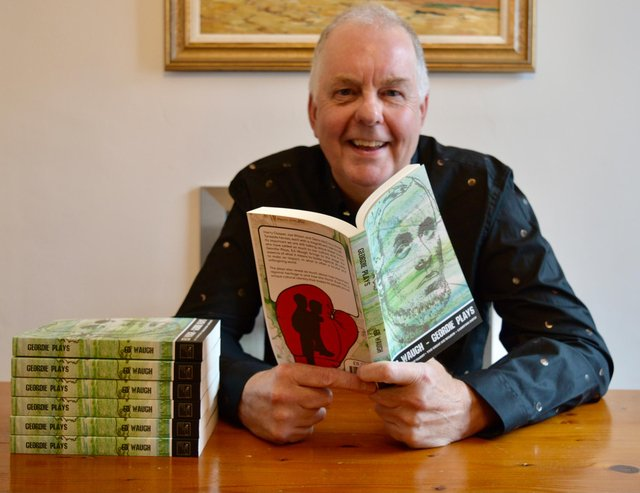 Ed Waugh will spend the autumn promoting his 'Geordie Plays' collection