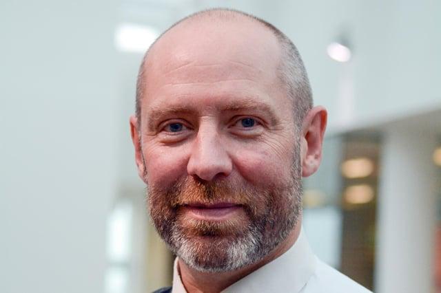 Assistant Chief Constable Neil Hutchison