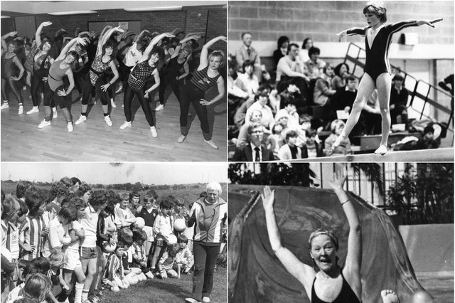 Lots of leisure centre archive photos for you to browse through.