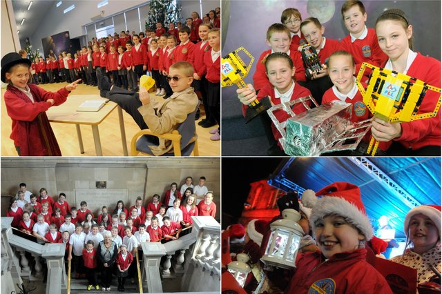 See how many of these Harton Primary School events you can recall.