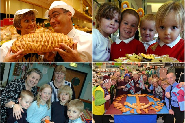 We've got memories on the menu. Why not share yours after looking through our archive photos.