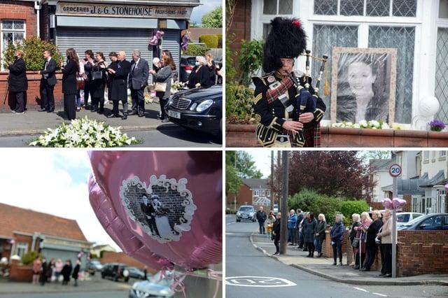 Goodbye to Gladys Stonehouse