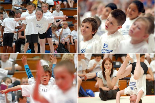 Were you there on the day these youngsters competed at Temple Park Leisure Centre?