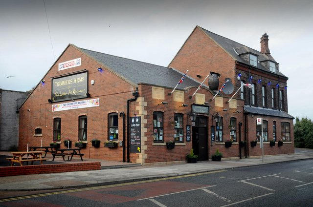 The Trimmers Arms in South Shields.