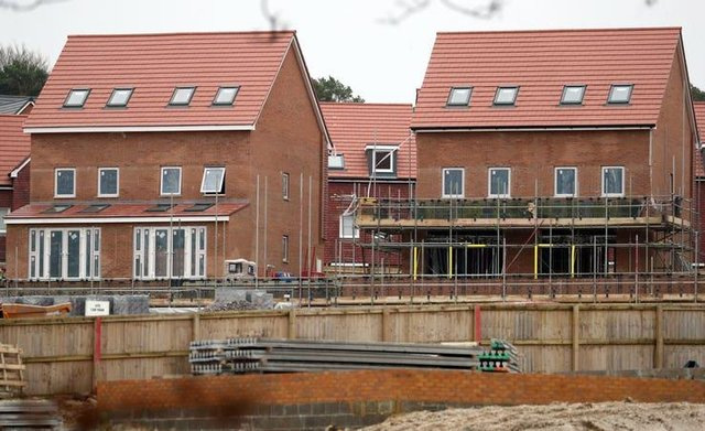 More new homes being built