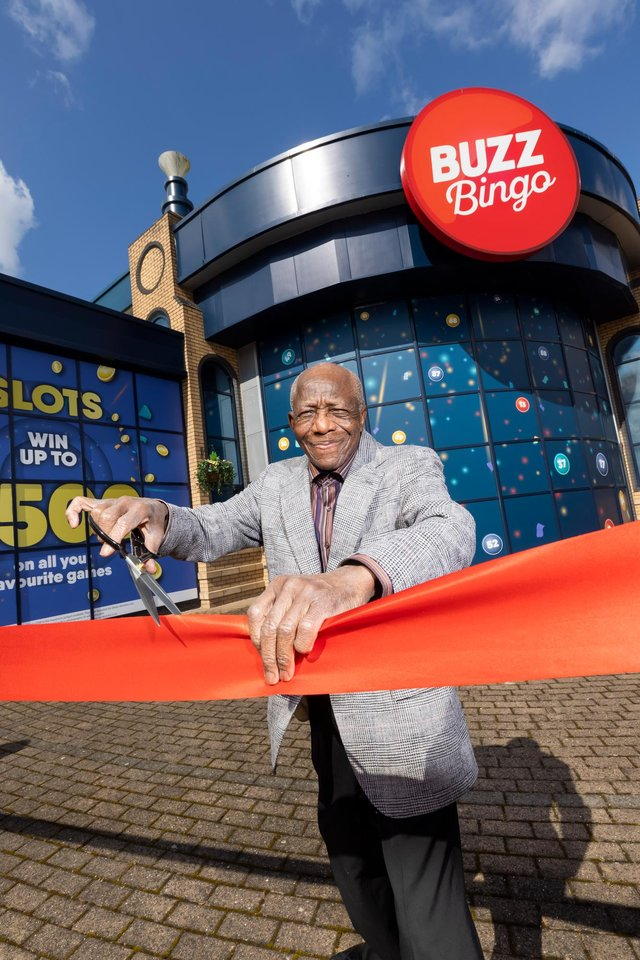 Buzz Bingo is reopening branches across the country on May 17, including in South Shields