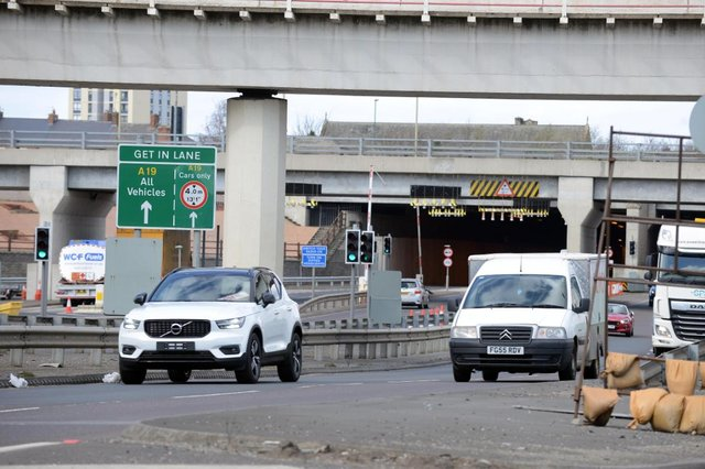 The northbound side of the Tyne Tunnel will close for two nights so maintenance work can be carried out.