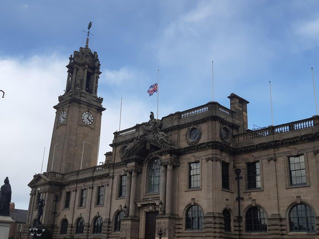 Limits on the numbers attending weddings at South Shields Town Hall will remain in place after Freedom Day.
