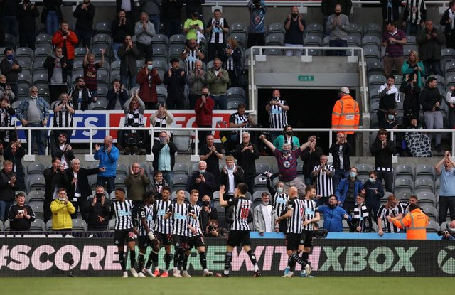 Newcastle United's pre-season relegation odds have been revealed. (Photo by Alex Pantling/Getty Images)
