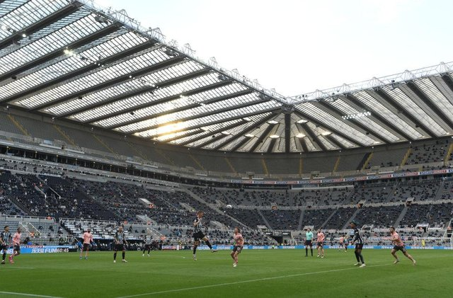 St James' Park. (Photo by Stu Forster/Getty Images)