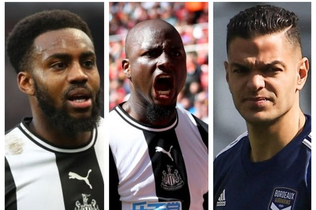 A number of former Newcastle United players are set to become free agents this summer. (Photo credit: Getty Images)