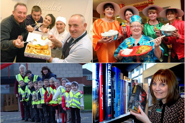 See how many East Boldon scenes you recognise from recent years.
