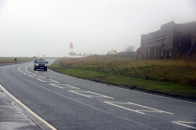 There are plans to move the Coast Road due to coastal erosion.