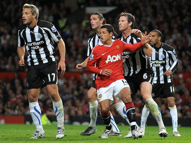 Where Are They Now Newcastle United S Xi From First Game Back In The Premier League At Manchester United 10 Years Ago Today Shields Gazette