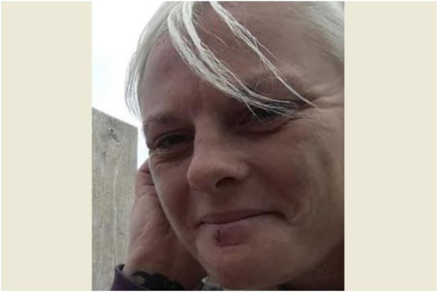 Police are searching for missing Hannah Sharples, 32, who was last seen in Manchester after travelling from her home in South Shields.