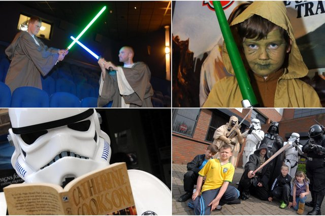 It's time for some space travel back to these South Tyneside events.
