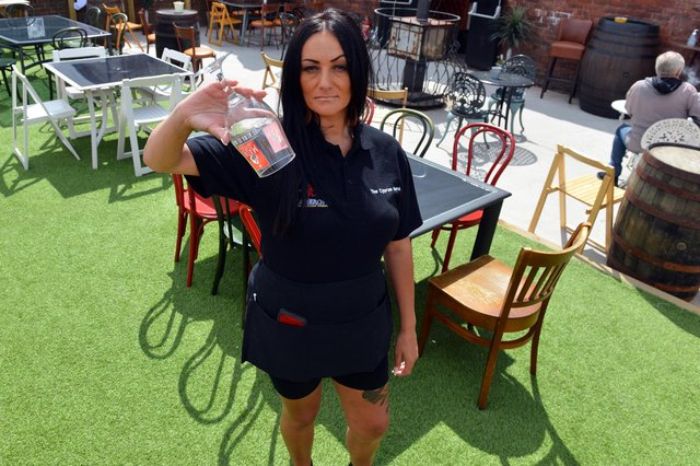 The New Cyprus Hotel owner Sinia Jazwi says the delay is yet another blow to the business which has already been hit hard by the pandemic.