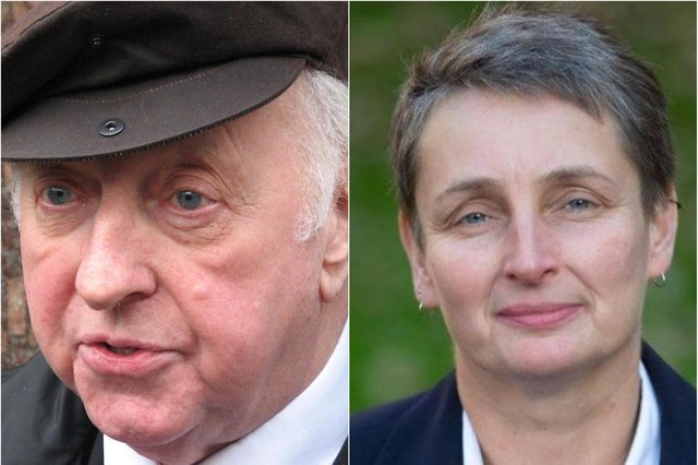 Arthur Scargill and Jarrow MP Kate Osborne will be among the speakers at the Rebel Town Festival on July 3. PA/3rd party pictures.