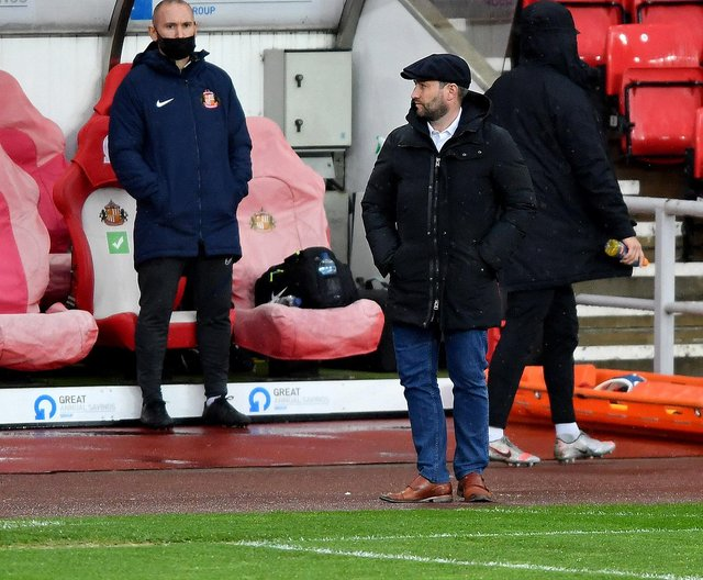 Lee Johnson will integrate a number of Sunderland youngsters in the early weeks of pre-season