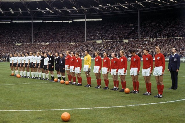 The 1966 World Cup final was one of England's rare good days against German opposition. PA image.