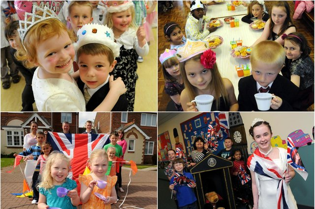 South Tyneside got right into the spirit of the Royal occasion 10 years ago. Can you spot someone you know?