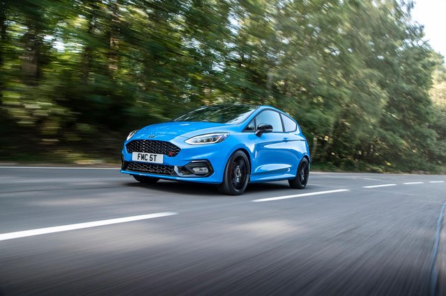 Ford Fiesta ST Edition