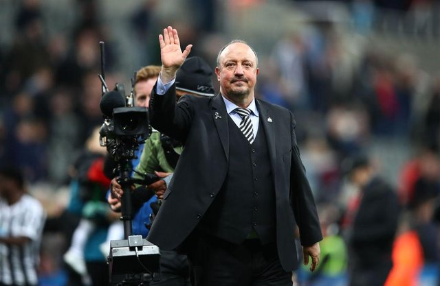 Former Newcastle United manager Rafa Benitez. (Photo by Clive Brunskill/Getty Images)