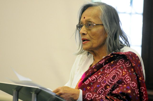 Apna Ghar's Chair, Dr Shobha Srivastava