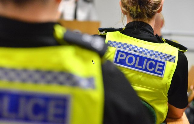 Northumbria Police officers have been praised by a fraud victim after they helped him in the aftermath of the call from conartists which tricked him out of his savings.