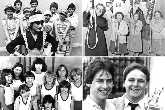 Take a look through these photos from 1981 and see if you can spot someone you know.