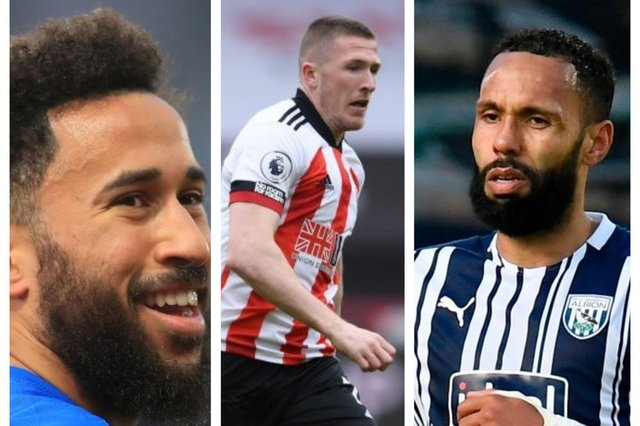 The Premier League free agents currently available to Newcastle United this summer. (Photo credit: Getty Images)