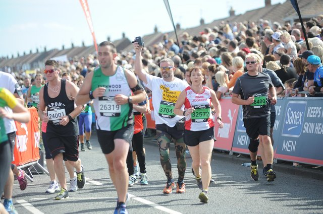 The Great North Run will not finish in South Shields in 2021