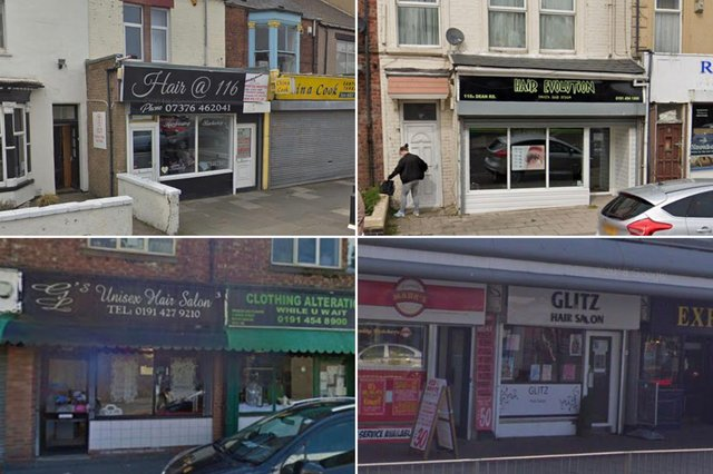 We asked you for your favourite hairdressers in South Tyneside. Here are 16 of the best.