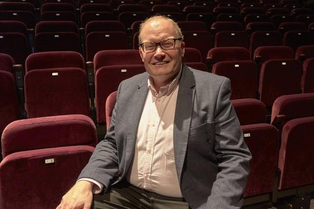 Darren Henley, Arts Council England's chief executive