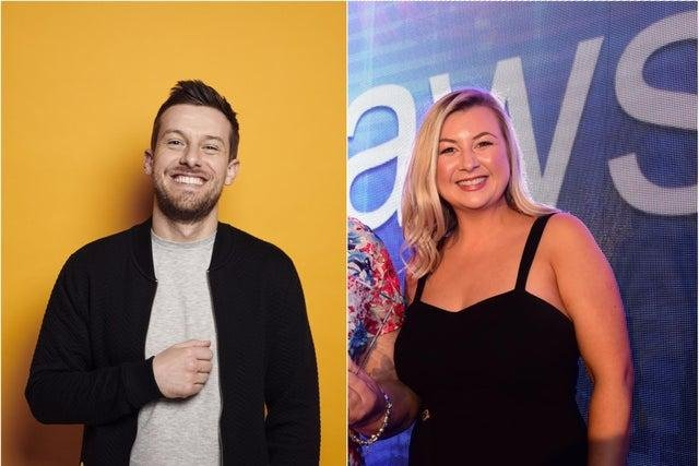 Chris and Rosie Ramsey have had to postpone their tour