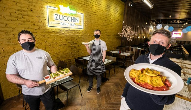 Zucchini is opening in Metrocentre