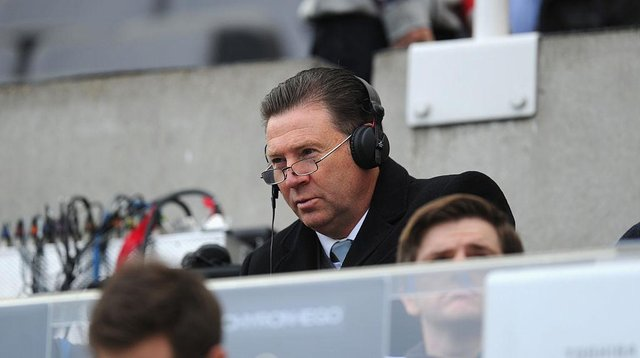 Chris Waddle.  (Photo by Stu Forster/Getty Images)
