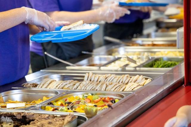 Free school meal numbers increase
