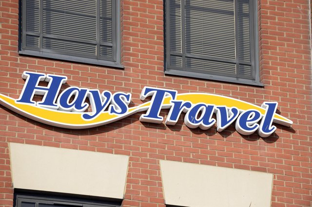 The Hays Travel head office in Keel Square, Sunderland.