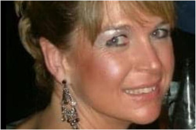 Janet Carey died after a collision with a bus in South Shields.